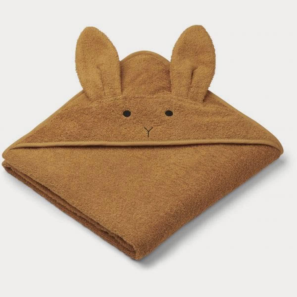 Badehåndkle Augusta Rabbit Mustard