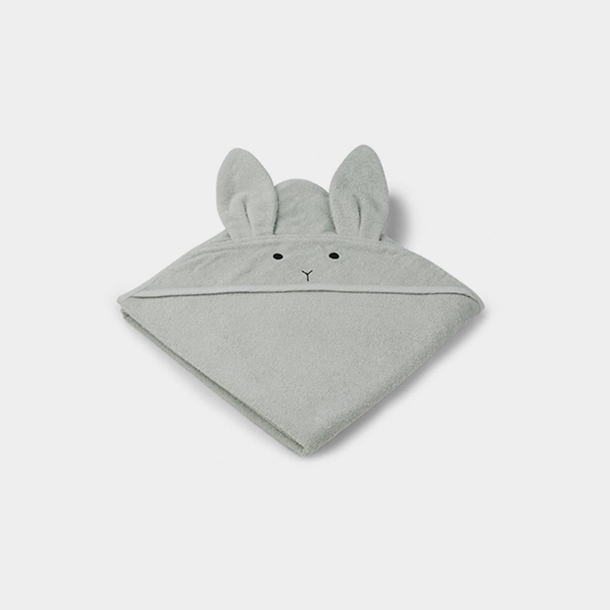 Badehåndkle Augusta Rabbit Dusty Mint